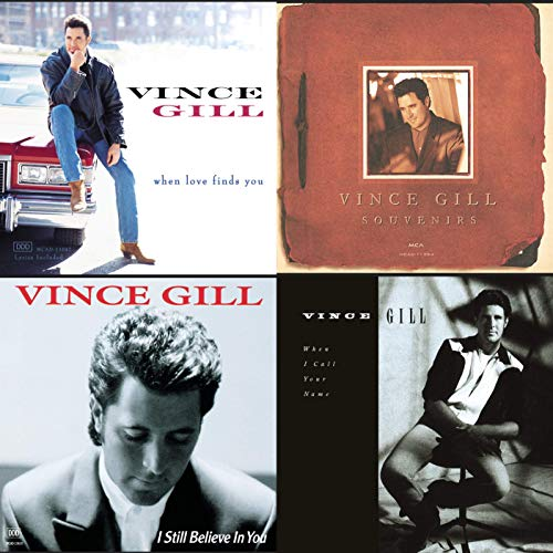 Best of Vince Gill (The Best Of Vince Gill)