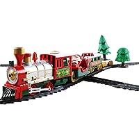 Vagón Eléctrico De Navidad, Juguete De Tren