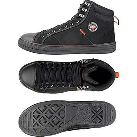 Lee Cooper béisbol bota seguridad 8 (42): Amazon.es ...