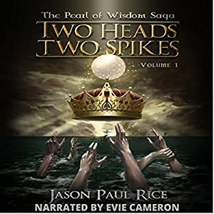 Two Heads, Two Spikes Audiobook