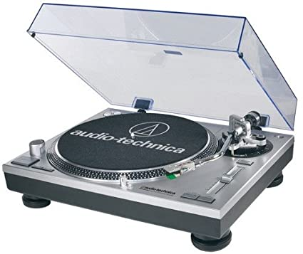 Audio Technica AT LP120 USB Direct Drive Professional Turntable (USB U0026