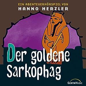 Der goldene Sarkophag (Wildwest-Abenteuer 7) Hörspiel