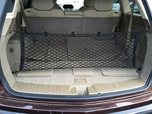 Envelope Style Trunk Cargo Net for Acura MDX 2007-2013 New