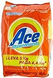 Ace Detergente en Polvo Aroma Regular, 5 kg