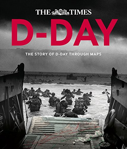 Download D-Day: Over 100 Maps Reveal How D-Day Landings Unfolded PDF