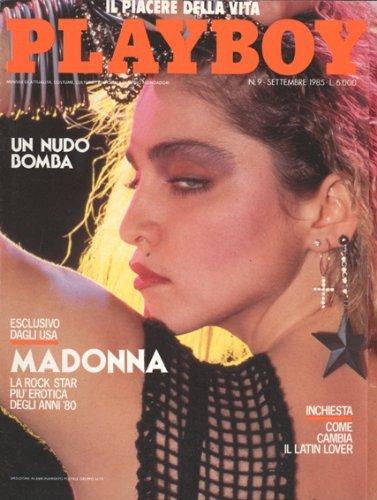 Playboy Sept 1985 Art Print by