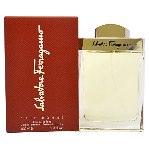 Homme Mens Discount Fragrance - Salvatore Ferragamo By Salvatore Ferragamo For Men. Eau De Toilette Spray 3.4 Ounces