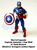 Review: Marvel Legends Captain America/Cap Wolf 6