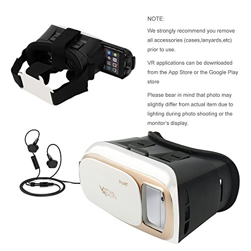 D Virtual Reality Glasses Headset For Htc One M Amazon