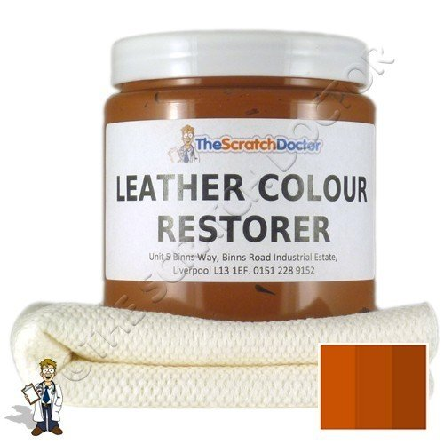 250ml Leather Colour Restorer for Leather Sofas, Chairs, etc. (Beige)