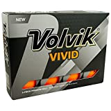 Volvik Vivid Golf Balls (One Dozen)