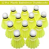 Philonext 12-Pack Badminton Shuttlecocks,Sport