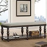 Upholstered Bedroom Bench For Sale