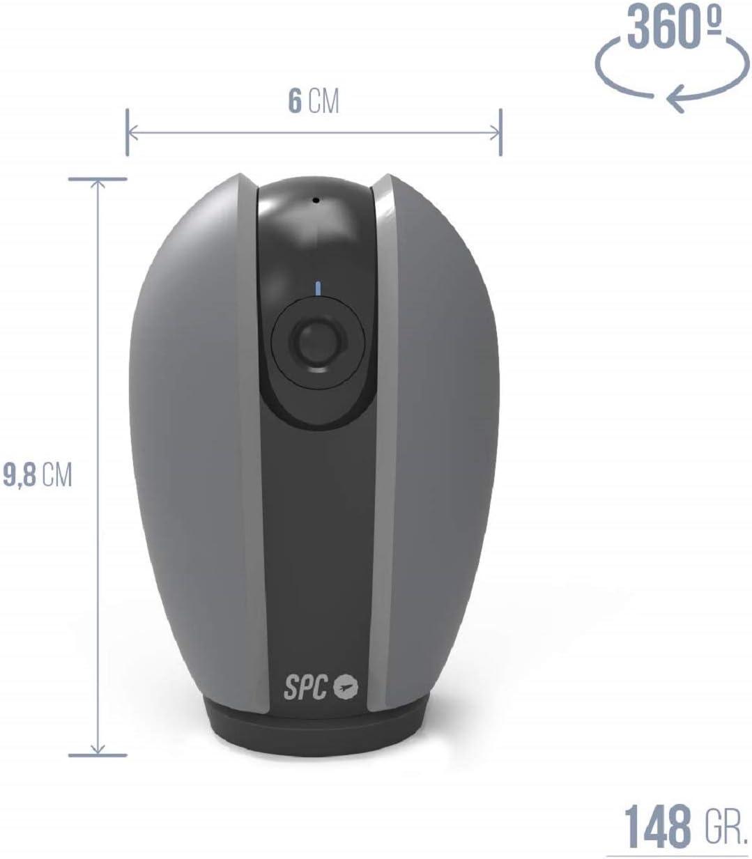 SPC 6912K Kit Indoor Video Watching Smart Compuesto Lares + Cámara de Seguridad Wi-Fi Teia, Compatible con Amazon Alexa y Google Home: Spc-Internet: Amazon.es: Electrónica