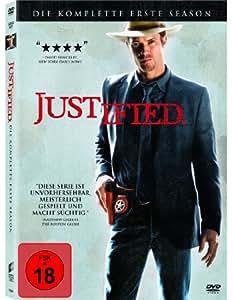Justified - Die komplette erste Season [Alemania] [DVD]