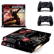Vanknight Vinyl Decal Skin Sticker for PS4 Playstaion Controllers