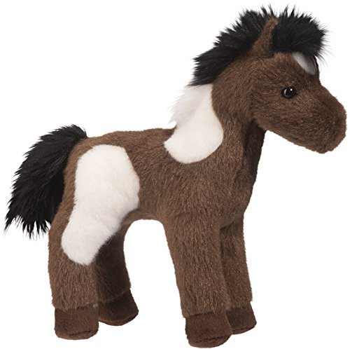 Aztec Indian Paint Horse by Douglas Cuddle Toys (Paint Plush Horse)