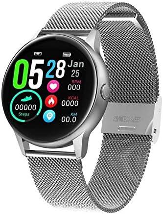 kkart Smartwatch with Ip68 Waterproof Wearable Device Heart Rate ...