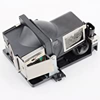 eWorld BL-FS200C/ SP.5811100235 High Quality Replacement Bulb/Lamp Module with Housing Compatible for OPTOMA Projector
