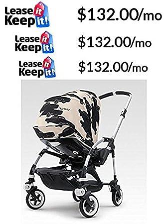 Amazon.com: Bugaboo Bee carriola con tela Andy Warhol Cars: Baby