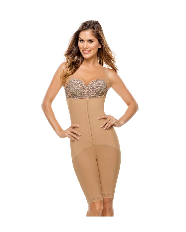 f0e68452599 Leonisa Women s Latex Tummy Slimmer and Butt Lifter Compression Shaper
