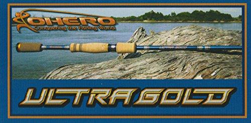 Ohero Ultra Gold 7′ Medium Heavy Spinning Rod UGS70MH