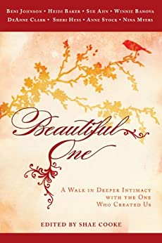 Beautiful One: A Walk In Deeper Intimacy with the One Who Created Us by [Baker, Heidi, Johnson, Beni, Ahn, Sue, Stock, Ann, Clark, DeAnne, Hess, Sheri, Banov, Winnie, Myers, Nina]