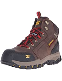 Mens Navigator Mid Waterproof Work 6 Inch Waterpoofeel Toe