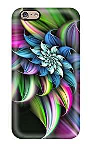 TEg32803mqjC Case88me 3d Flowers Feeling Iphone 6 On Your Style Birthday Gift Covers Cases