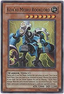 IRON CORE ARMOR SOVR-EN053 3 X YU-GI-OH CARD
