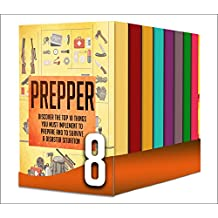 Prepping Outdoors And Survival : Box Set : Learn And Discover Indoor And Outdoor Prepping Techniques , Tips , And Tricks