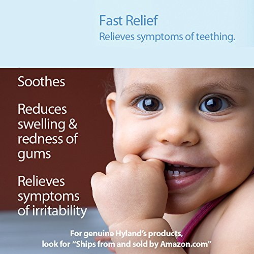 Hyland S Baby Teething Tablets Safe And Natural Relief Of