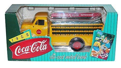 Ertl Coca Cola 1953 Delivery Truck New in (Coca Cola Vintage Reproduction)