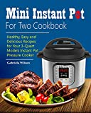 magnificent small kitchen plan Mini Instant Pot For Two Cookbook: Healthy, Easy and Delicious Recipes for Instant Pot Duo Mini 3 Qt 7-in-1 Multi- Use Programmable Pressure Cooker
