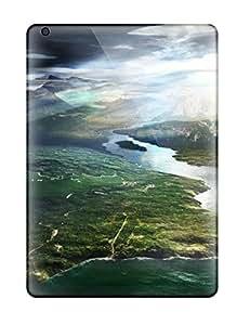 shameeza jamaludeen's Shop Ipad Air Cover Case - Eco-friendly Packaging(real World) 2813367K82514019