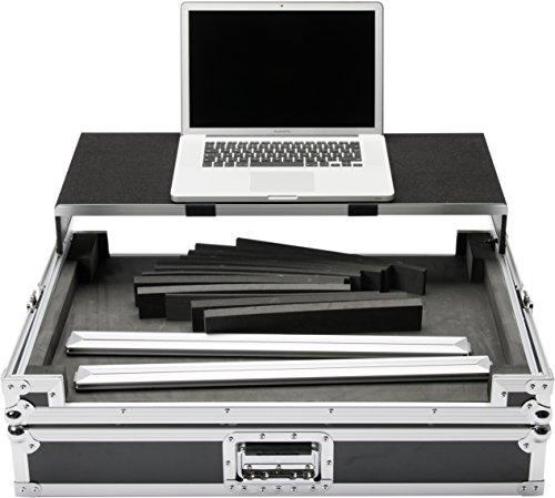 Magma Multi-Format Workstation XXL Universal DJ Controller Flight Case - fits Pioneer DDJ, Numark by Magma