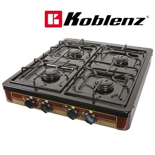 Koblenz 4 Burner Stove (Countertop Propane Burner compare prices)