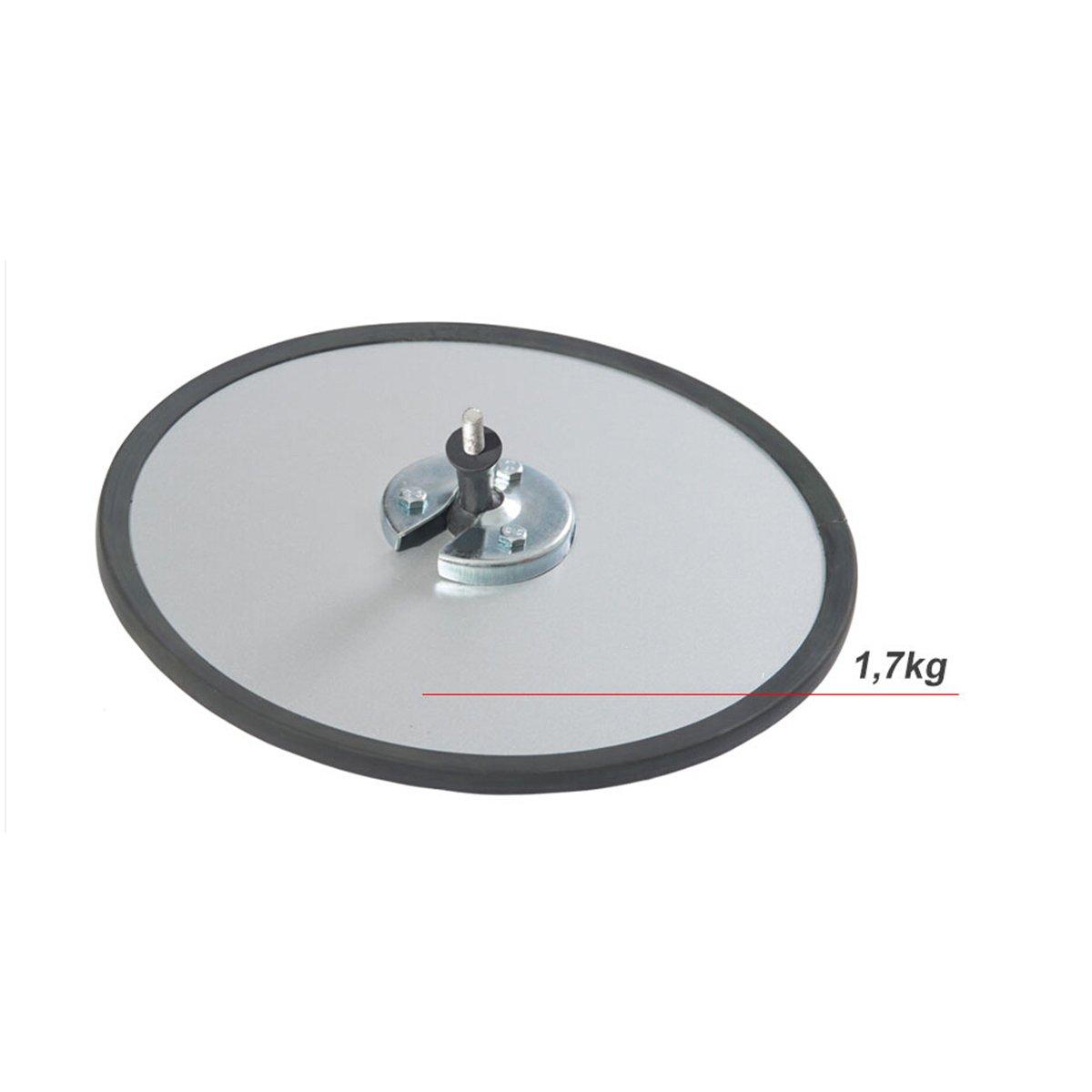 DXP Miroir Convexe De La Circulation Ext/éRieur Miroir De Surveillance Pour La S/éCurit/é Diam/èTre 30 Cm Panoramique