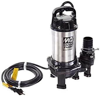 Multiquip PX400 Electric Submersible Trash Pump with Single