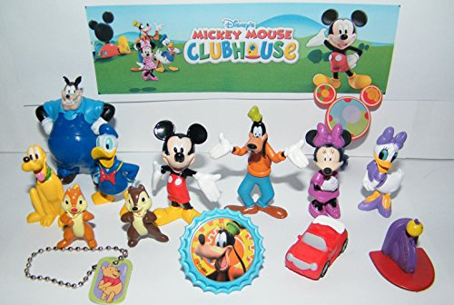 Clubhouse Disney Mickey Mouse Deluxe Party Favors Goody