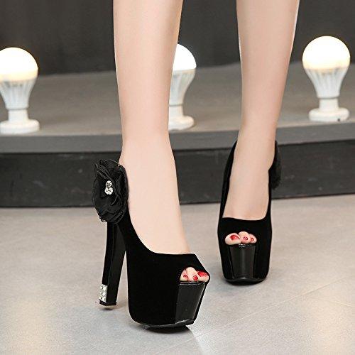 Chaussures Incliné Étanches De Des Automne Talons Super Des Chaussures Pied Automne Chaussures Thirty eight KHSKX Au 5wqxz8a1w