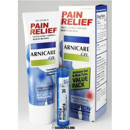 Boiron Arnicare Gel Value Pack,