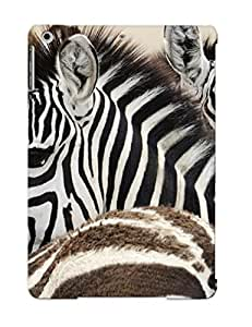 Premium Tpu Zebras Cover Skin For Ipad Air