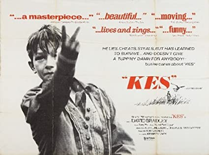 Image result for kes film poster