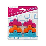 Small multi-purpose clips, Kitchen Organization, Kitchen & Dining (Sold in a package of 48 items - $1.38 per item)