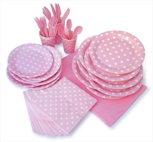 LolliZ Party Pack For 844; Pink & Polka Dots Design