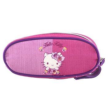 Target Hello Kitty Mini Pencil Case Estuches, 22 cm, Rosa ...