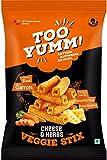 TooYumm! Veggie Stix, Cheese and Herbs, 60g