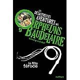 Les Desastreuses Aventures DES Orphelins Baudelaire: Vol. 9/LA Fete Feroce