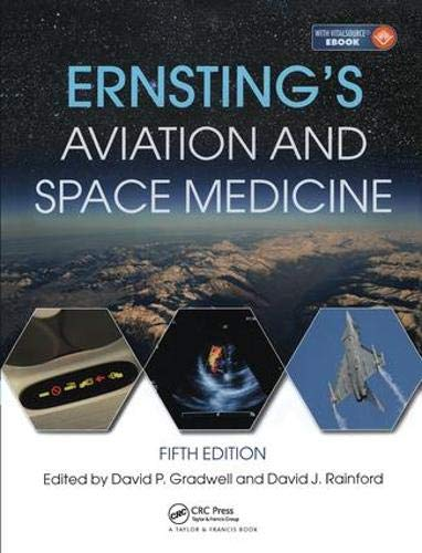 Ernsting's Aviation and Space Medicine 5E (Aerospace Medicine)
